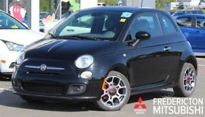 2015 Fiat 500 SPORT! AUTO! ONLY $45/WK TAX INC $0 DOWN!
