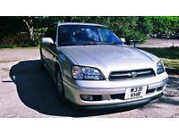 Subaru Legacy 2.5 LPG