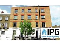 Spacious & Airy 2 Bedroom Flat With Private Patio Located Walking Distance To Kings Cross Station.