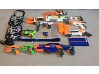Nerf Guns - Bundle