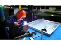 Sheet Metal Fabricator