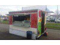 Catering trailer, Snack van, Kebab van