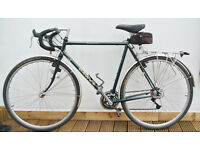 Classic Dawes Galaxy (97) hand built touring Bicycle, low mileage, good condition