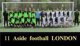 FIND LONDON FOOTBALL TEAM, PLAY FOOTBALL IN LONDON, JOIN SUNDAY FOOTBALL TEAM JOIN SATURDAY FOOTBALL
