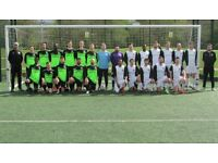 NEW TO LONDON? PLAYERS WANTED FOR FOOTBALL TEAM. FIND A SOCCER TEAM IN LONDON. Ref: n32w