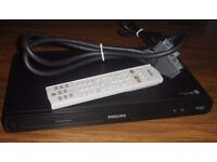 Philips dvdp-3310 dvd player black multiregion Sparkbrook