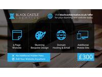 Stunning Professional Website only £300 - 30% Off - Website Designer