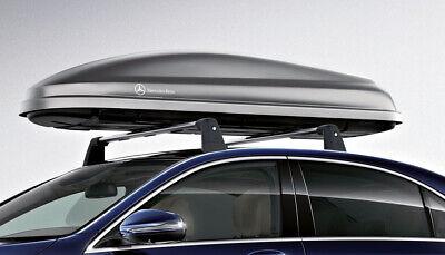 NORDRIVE Design Dachträger Snap Stahl Dach Träger für Mercedes Benz GLK X204
