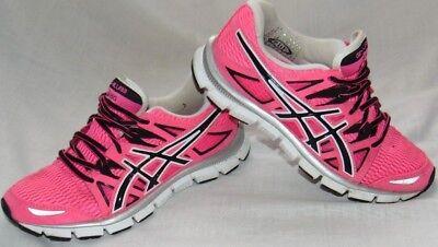 Womens Hot Pink ASICS Gel-Blur 33 T2H8N Athletic Sneakers Shoes Sz 6