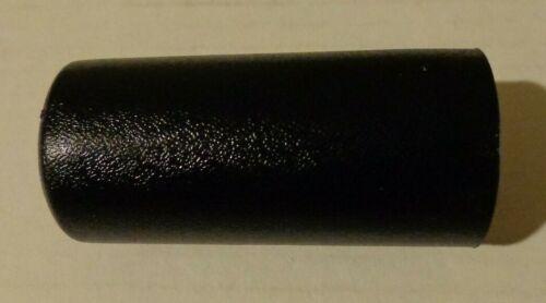 "New 2"" or 3"" Pacific Pac Bay Black Rubber Vinyl Fishing Rod Butt Cap BCL CHOOSE"