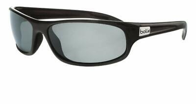 Bolle Anaconda Sunglasses (Shiny Black / Polarized Lens / One Size) ()