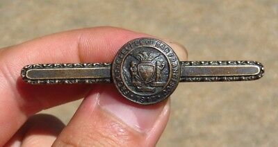 WW1 San Francisco City US Army Military Commemorative Tie Bar