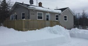 Cozy Bungalow For Rent Upper Sackville March 1st