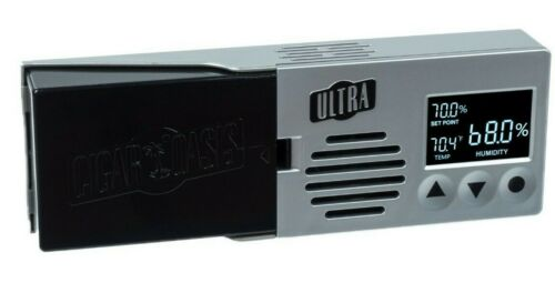 CIGAR OASIS Ultra 3.0 w/ WiFi Electric Electronic Humidifier - Authorized Dealer