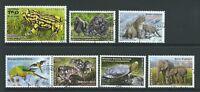 Australia 2016 In Pericolo Di Estinzione Fauna Selvatica Set 7 Pregiato Usato -  - ebay.it