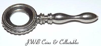 Antique Miniature Quizzing / Magnifying Glass