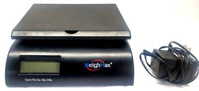 Weighmax 75 Lb Postal Scale - Used Working