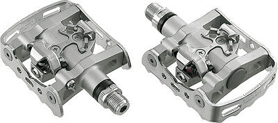 Shimano SPD Pedal PD-M324 mit Cleatset / EUR Shimano PD-M 324 SPD Klickpedal