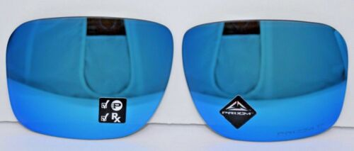 Brand New Authentic Oakley Holbrook Replacement Lens Prizm Sapphire Polarized