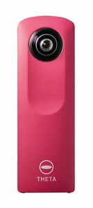 Ricoh Theta m15 Point and Shoot 360 Degree Digital Camera  Pink  New other - <span itemprop='availableAtOrFrom'>Callander, United Kingdom</span> - Ricoh Theta m15 Point and Shoot 360 Degree Digital Camera  Pink  New other - <span itemprop='availableAtOrFrom'>Callander, United Kingdom</span>