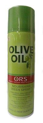Organic Root Stimulator ORS Olivenöl  Olive Oil NOURISHING SHEEN SPRAY 472 ml ()