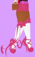 Roblox Royale high dear dollie heels (virtual item) | eBay