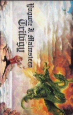 Yngwie Malmsteen Trilogy Cassette Tape Metal Guitar