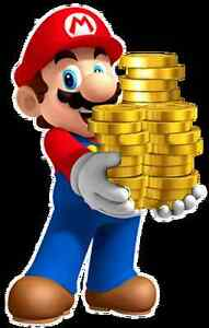 WE BUY YOUR VIDEO GAMES!! TOP DOLLAR PAID!!
