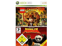 Xbox360 Indiana Jones/Kung Fu Panda LEGO videgames (plus more)