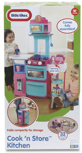 ==Unopened==Little Tikes Cook 'n Store Kitchen Toy $55 (Pink)