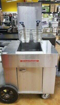 Magicater Mcf14 Outdoor Deep Fryer - Used Surplus