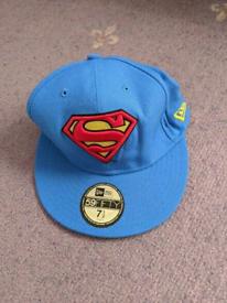 Genuine New Era Superman Hat