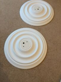 Ceiling centre, rose, coving, feature.