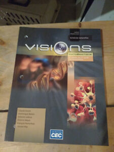 Cahier Visions SN 5