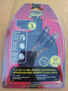 STINGER PRO 3 - 3.5M RCA Cable INTERCONNECT