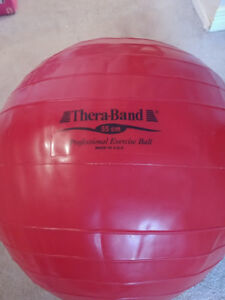 Theraband exercise ball, 55 cm