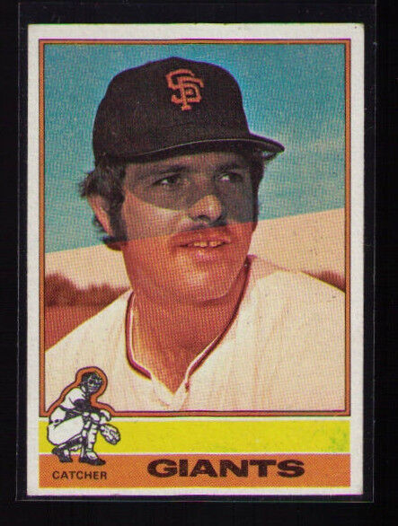 1976 Topps Marc Hill Card # 577 ((( No Name On Front, Two Tones, Huge Error )))