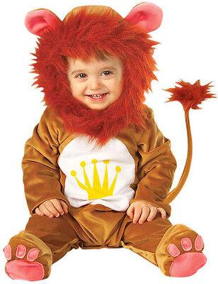 Niedliches Löwen Kostüm für Kleinkinder  NEU - - Löwen Kostüme Kleinkinder