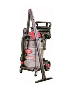 KING CANADA Stainless Wet?Dry Vacuum