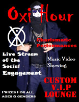 Entertainer & Rapper OXI DJINN is Here. Contact for bookings...