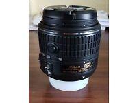 Nikon LENS 18-55 AF-S 3.5-5.6G VR II