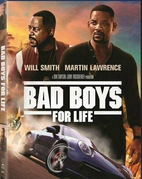 Bad Boys For Life  NEW* FREE SHIPPING!!!