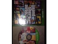 Grand theft auto 5 hardly used