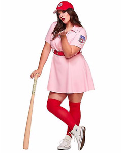 'A League of Their Own' Plus-Size Costume