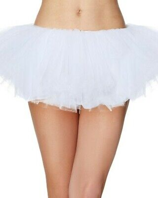 Spirit Halloween White Tutu Organza One size fits most Compare at $21.99 Costume