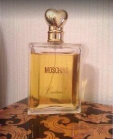 Moschino perfume (about90ml)