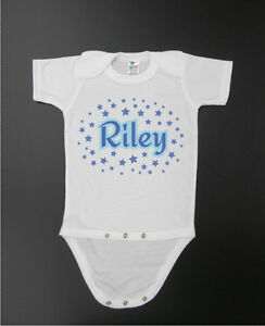 Personalized Baby Onsies! Kitchener / Waterloo Kitchener Area image 1