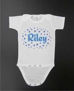 Personalized Baby Onsies!