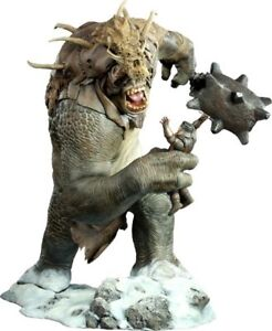 Mountain troll from lord of the rings