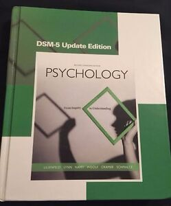 Psychology - From Inquiry to Understanding DSM-5 Update edition Regina Regina Area image 1